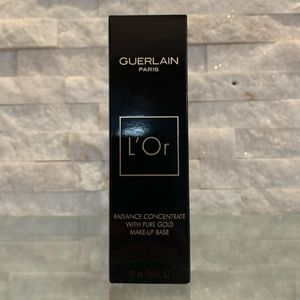 GUERLAIN L'OR RADIANCE CONCENTRATE MAKEUP-BASE